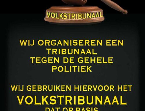 Rechtszaak tegen de staat met Volkstribunalen nu werkelijkheid!